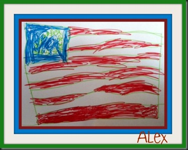 Flag By Alex2