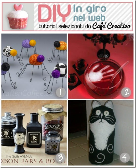 cafecreativo-tutorial halloween fai da te - diy