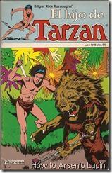 P00008 - El Hijo de Tarzan #8