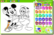 Mickey e Donald Coloring