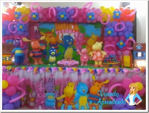 Mesa de guloseimas_Festa Infantil