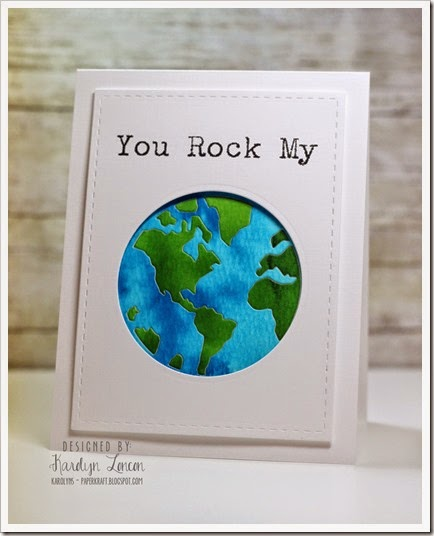 CEC1 - You Rock My World