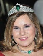 Maria Theresa - Chaumet Emerald Tiara