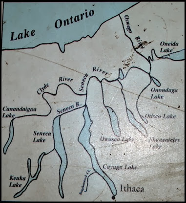 00a- Finger Lakes Map