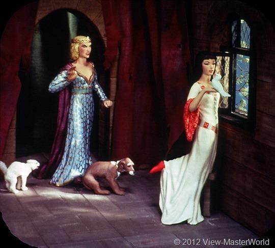 View-Master Snow White and the Seven Dwarfs (B300), Scene 4