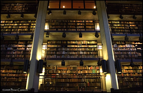 Thomas Fisher Rare Book Library at University of Toronto