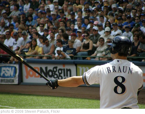 'Ryan Braun' photo (c) 2008, Steven Paluch - license: http://creativecommons.org/licenses/by/2.0/