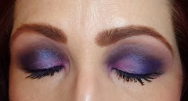 SEPHORA Collection Color Anthology_look 1 eyes closed