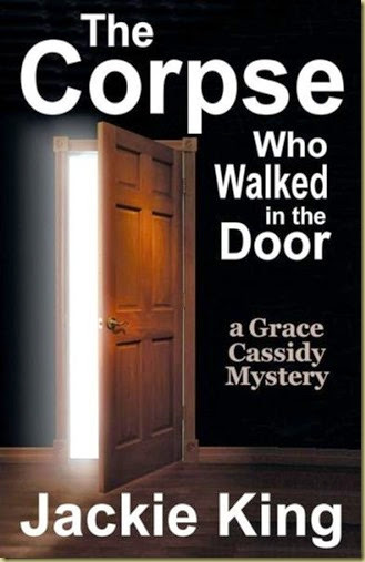 The Corpse Who Walked in the Door cover