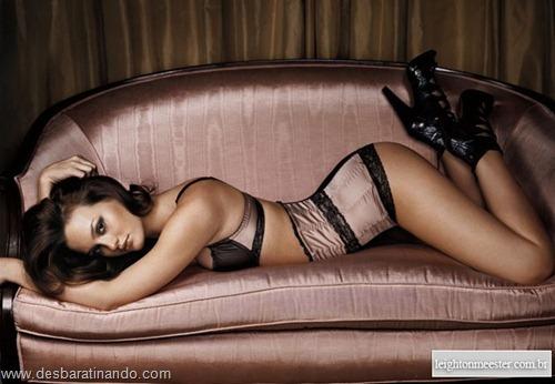 Leighton meester blair gossip girl garota do blog linda sensual desbaratinando  (267)