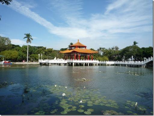 台南公園-湖