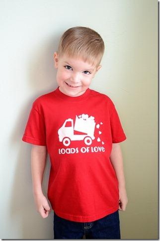 Lukeu0027s Valentineu0027s Day Shirt