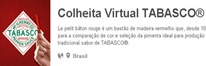 colheita virtual tabasco