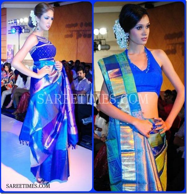 Blue_Designer_Silk_Saree