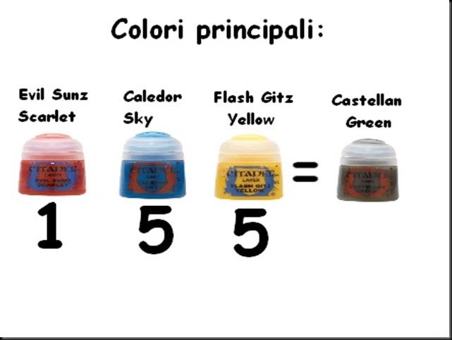 Babele dei colori 1