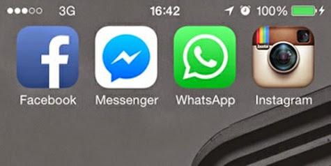 Facebook Messenger supera los 200 millones de usuarios