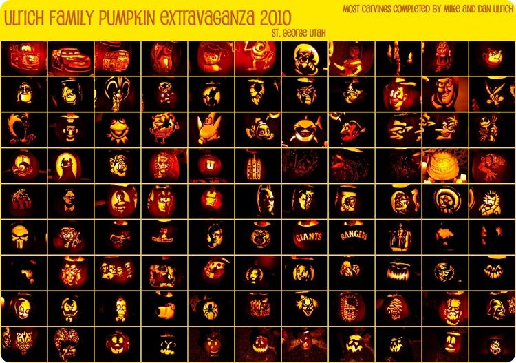 pumpkins 2010