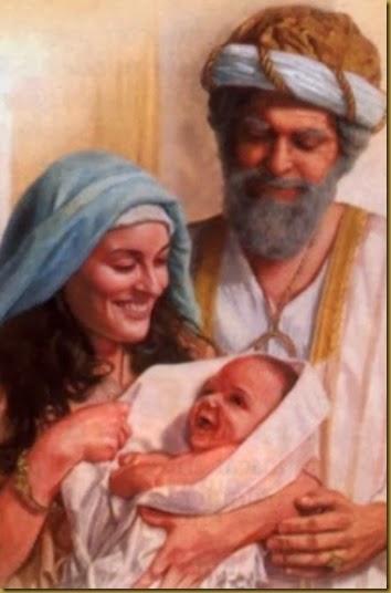 SAGRADA FAMILIA JESUS JOSE Y MARIA