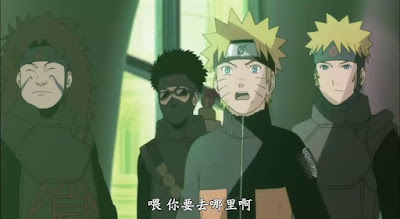 Naruto Shippuuden Movie 4- Tòa Tháp Bị Lãng Quên - Naruto Shippuuden Movie 4: The Lost Tower VietSub