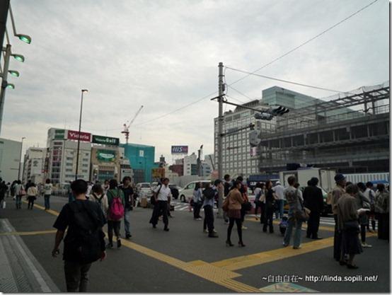 新宿-東南口