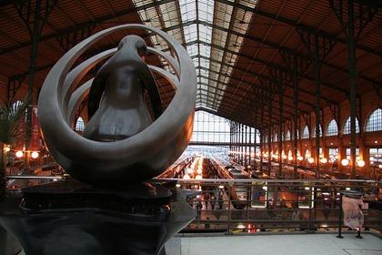 Gare du Nord, Paris 010