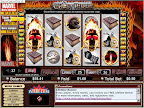 Ghost Rider - Marvel Slot Machine - Online Casino