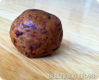 Chocolate Peanut Butter Energy Balls Yum