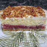 Creamy-rhubarb-dessert