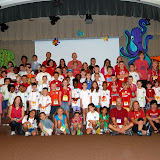 VBS Express 2012 - First Baptist Church on Fifth - Winston-Salem - 7-31-12