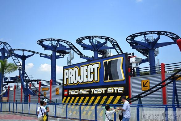 project x legoland malaysia