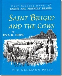 StBrigid and the cows