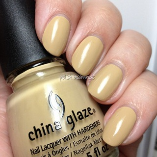 China Glaze Kalahari Kiss 2