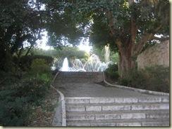 Fountain at Haifa Liberation Park (Small)