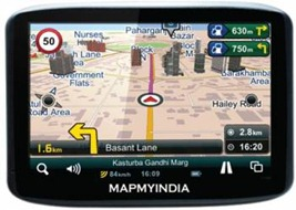 MapmyIndia Lx340-GPS