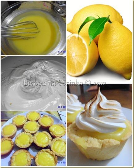 Tortinha  Limão Siciliano