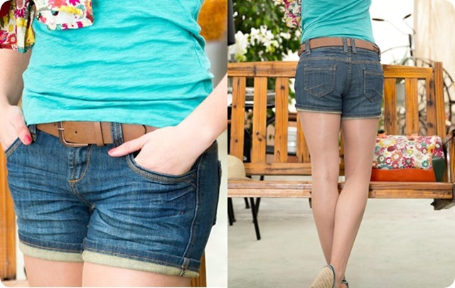 009-she126fa shorts vaqueros