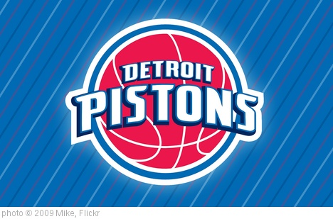 'Detroit Pistons' photo (c) 2009, Mike - license: http://creativecommons.org/licenses/by-sa/2.0/