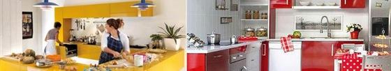 Chá de casa nova: Cozinha