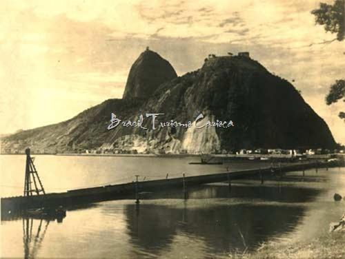 bondinho pao de acucar 1912 - 1