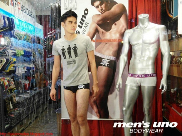Asian Males - Men's Uno Bodywear  2012 new collection-10