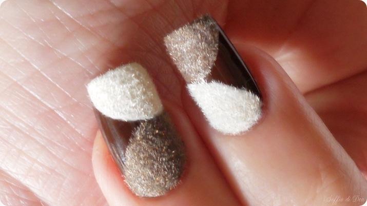 fluffy velvet nail art pupa -15