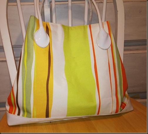 refashion a tote bag