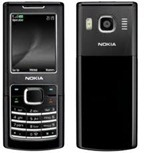 Nokia 6500 classiccin black