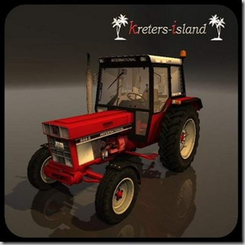 Farming simulator 2013- Case IH 844 S V3.2