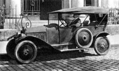 1919-2 Citroën type A