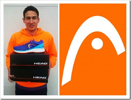 Uri botello con zapatillas técnicas HEAD PADEL 2015