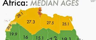 L'Algérie 2e plus jeune pays au Maghreb en 2014 (infographies)