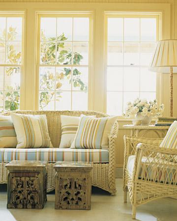 Wicker Accesssories Home Design With Kevin Sharkey