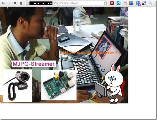MJPG-Streamer work