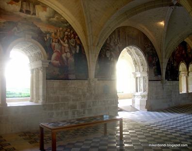 20051207 - 2 Abbaye Royale de Fontevaud (3)